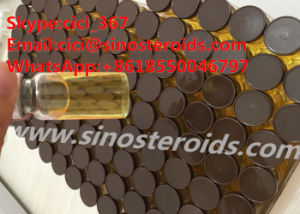 Finished Vials Injectable Trenbolone Enanthate 100/60mg/Ml Parabolan Trenaject 60 pictures & photos