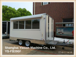 Ys-Fb390f Food Trucks Mobile Food Trailer Catering Trailers pictures & photos