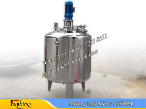 Hot Water Heating Mixing Tank 500liter pictures & photos