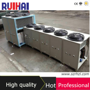 1- 20 Ton CE Air Cooled Type Industrial Scroll Water Chillers pictures & photos