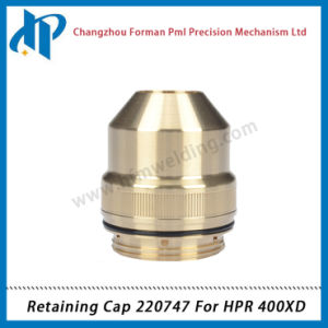 Retaining Cap 220747 for Hpr130/260/400 Plasma Cutting Torch Consumables pictures & photos
