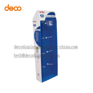 Cardboard Display Stand Pop Display Hang on The Wall pictures & photos