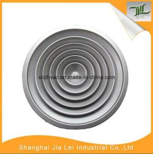 White Color Aluminum Ceiling Round Supply Air Diffuser pictures & photos