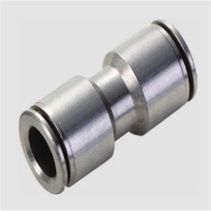 PU Pneumatic Tube Metal Fitting pictures & photos