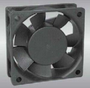DC 24V 6020mm Low Noise Cooling Fan