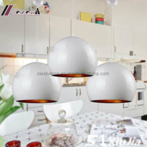 Round Simple Modern Aluminum Pendant Lamp for Bar pictures & photos