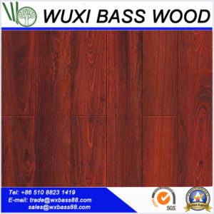 Semi-Gloss Sandal Wood Laminate Flooring pictures & photos
