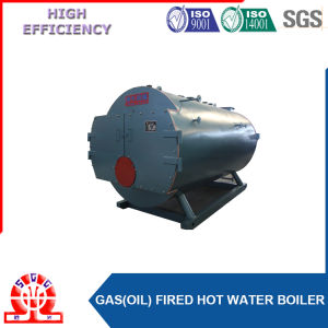 Small Capacity Horizontal Natural Gas Boiler for Textile pictures & photos