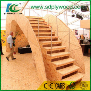 WBP Glue OSB Board for Furniture and Construction in Central Asia pictures & photos