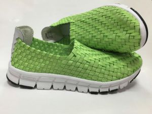 2017 Hot Sale Woven Shoe New Design Comfortable Shoe pictures & photos