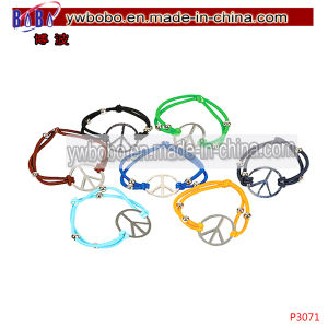 Peace Sign Bracelet Kids Jewelry Party Supply Jewelry Set (P3071) pictures & photos