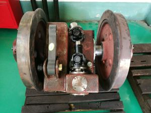 Mine Explosion-Proof Motor Gearbox