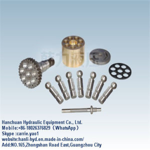 Excavator Hitachi Hydraulic Pump Spare Parts Used for Kato (HPV116/145)