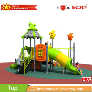High Quality Best Price Different Size Used Commercial Outdoor Playground Equipment pictures & photos