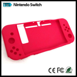 Full Body Anti-Slip Silicone Cover Skins Protective Case for Nintendo Switch Console pictures & photos