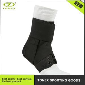 High Breathable Walker Brace Compression Foot Sleeve for Ankle Support Brace pictures & photos