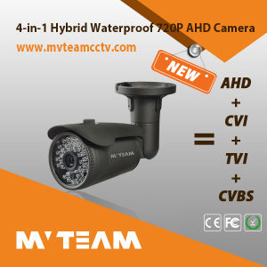 1.0MP/720p Bullet Camera 8mm Lens High Definition Infrared CMOS Camera pictures & photos
