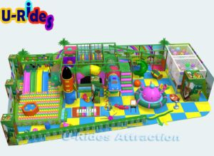 Soft Play Equipment Indoor Playground With Outdoor Swing Sets For Kids pictures & photos