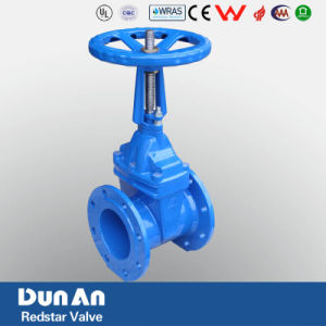 Rising Stem Resilient Seated Gate Valve pictures & photos