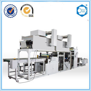 Second Hand Aluminum Honeycomb Core Glue Printing Machine pictures & photos