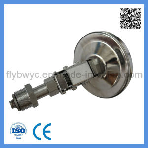 Dial 100mm Industrial Stainless Steel Long Probe Bimetal Thermometer 0-300c pictures & photos