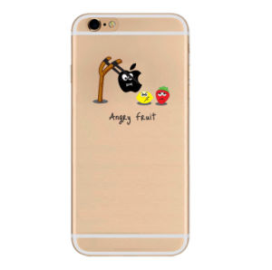 Cartoon TPU Mobile Phon Case for iPhone, Oppp pictures & photos
