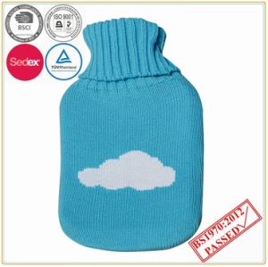 BS Quality Hot Water Bottle with Knitted Cover pictures & photos