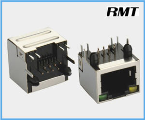 RJ45 Connector (RMT-56-31Y1Ports) pictures & photos