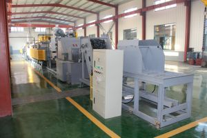 Mesh Belt Continuous Hardening Heat Treatment Furnace for Bearing pictures & photos