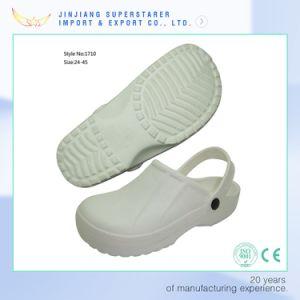 Comfort White Custom EVA Clog for Men, Women, Children pictures & photos