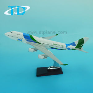 Ssa B747-400 Resin Passenger Airplane Model pictures & photos