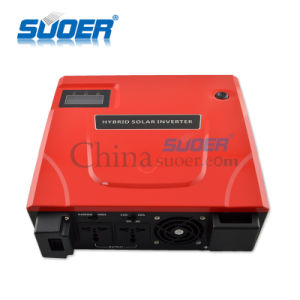 Suoer DC AC 800W Modified Sine Wave Car Power Inverter with UPS (SON-1400VA) pictures & photos