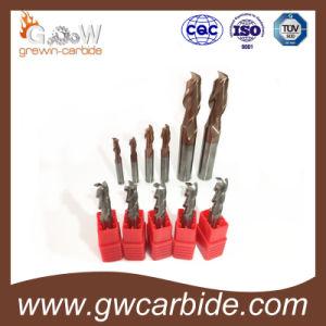 Carbide End Mill HRC50 4 Flutes pictures & photos