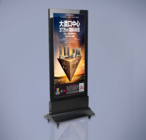 LED Light Box with Magnetic Lock and Free Stand pictures & photos