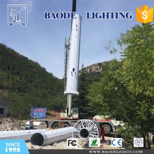 18m GSM Telecom Steel Tower for Highway pictures & photos