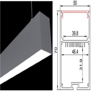 4238 LED Tape Light Channel Aluminum Channel for LED Lights pictures & photos