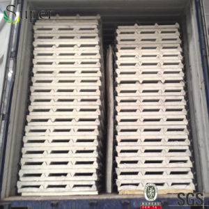 Heat Insulated PU Wall Panel Sandwich Supplier pictures & photos