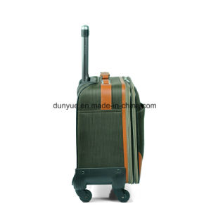 "Factory Make Custom Waterproof 1680d Carry-on Luggage Suitcase Bag, Low MOQ 16"", 18"", 20"", 24"" Travel Trolley Case with Wheels pictures & photos"