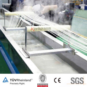 Poweder Coating Processing Masterbatch Production Line with Discount pictures & photos