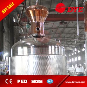 5000L Whisky Brandy Rum Distiller Distillation Equipment Machine pictures & photos