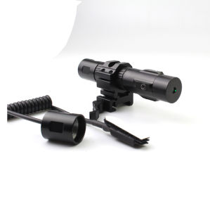 Military Grade Heavy Duty Qd Mount Tactical Minus 35 Degre Steady Working 520nm Green Laser Sight (ES-LS-HY06G-ML) pictures & photos