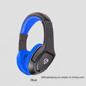 Handsfree Bluetooth Wireless Headphone Headset Earphone for Phone Stereo Headset pictures & photos
