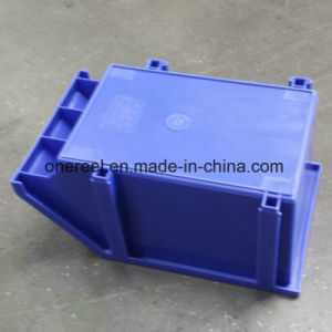 High Quality Plasatic Stackable Bins in Warehouse pictures & photos