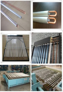 Solar Collector (U type, splite, high pressure) pictures & photos