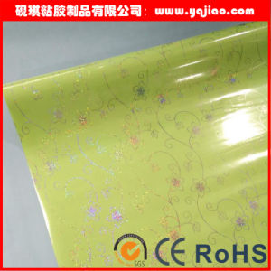 New Decoration Material of High Glossy PVC Membrane Foil/PVC Decorative Waterproof Membrane pictures & photos