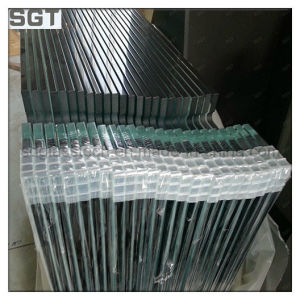 4-19mm Clear Flat Polished Tempered/Heat Soaked Test Glass pictures & photos