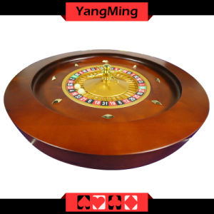 Deluxe Russian Roulette Wheel (YM-RW02) pictures & photos