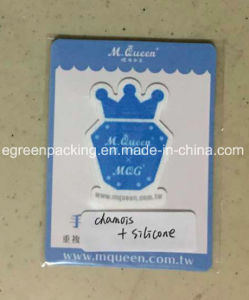 Phone Screen Microfiber Sticker Cleaner (chamois +silicone gel) pictures & photos