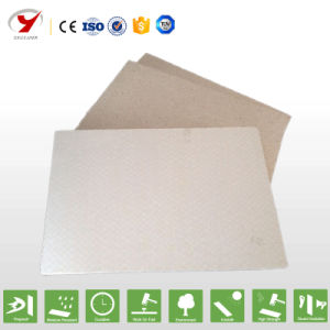Fireproof Magnesium Oxide Board Grey Fiber Glass 3mm-20mm pictures & photos