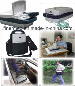 Mini Portable Car Oxygen Concentrator with Battery pictures & photos